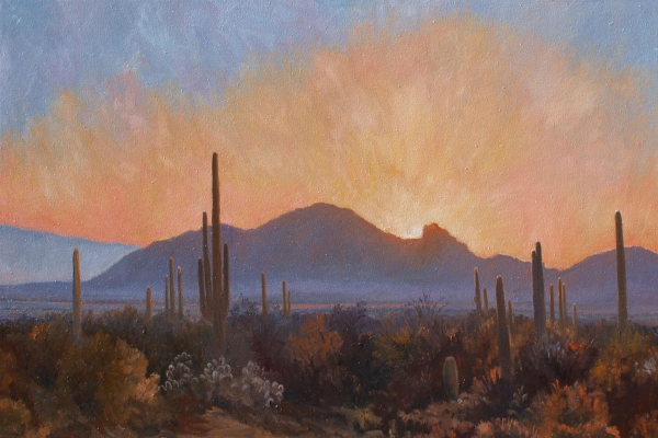 Camelback Colors by John Horejs